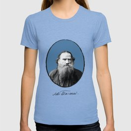 Authors - Lev Tolstoj T-shirt