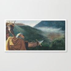 Stripling Warriors Canvas Print