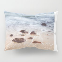By the Shore - Landscape and Nature Photography Pillow Sham