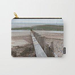 Littlehampton Beach_9 Carry-All Pouch
