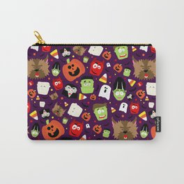 Happy Haunting Carry-All Pouch