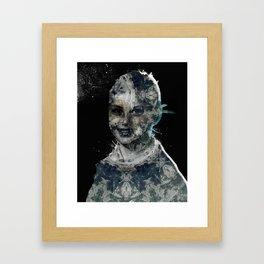 PORTRAIT// Framed Art Print