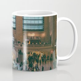The Amazing Grand Central Station II Coffee Mug