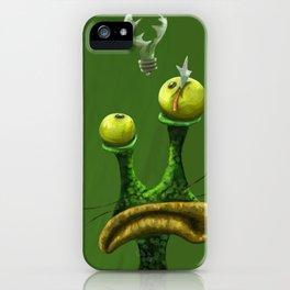 Powerful Idea iPhone Case