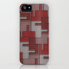 Geometrix 117 iPhone Case