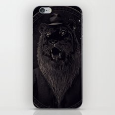 Call of the Wild Night iPhone & iPod Skin