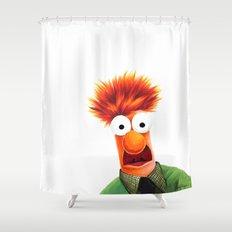 Beaker! Shower Curtain