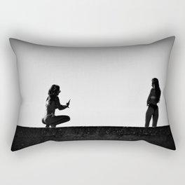 Cheeky Rectangular Pillow