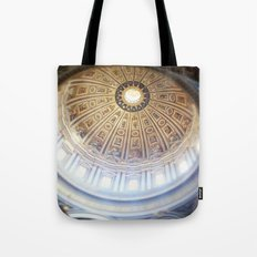 St Peters dome Tote Bag