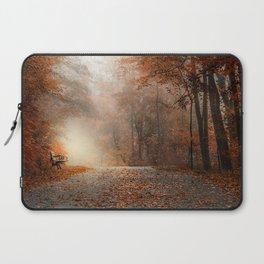 Autumn Morning Laptop Sleeve