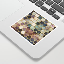 RUGGED MARBLE Sticker