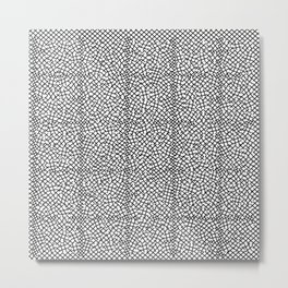 Abstract original design print Metal Print