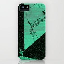 Oh Hello iPhone Case