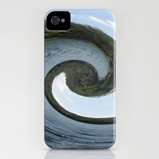 The Wave iPhone (4, 4s) Slim Case