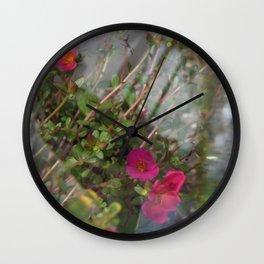 Summer Lovin' Wall Clock
