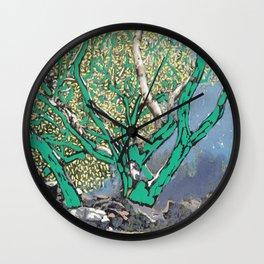 Costa Brava Wall Clock