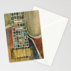 Gibson Electric Guitar Stationery Cards