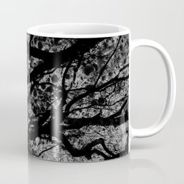 Entwined Branches And Marble Coffee Mug