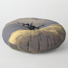 Mach Loop Floor Pillow