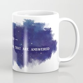 To the Stars that Listen (White) - A Court of Mist and Fury Coffee Mug