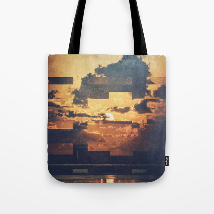 Fractions A44 Tote Bag