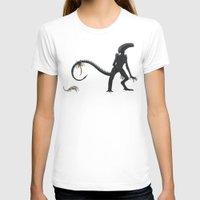 xenomorph T-shirts featuring Papa Xenomorph by Arigon