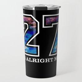 27 Travel Mug