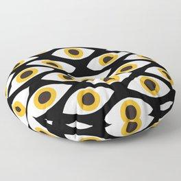 EYES_POP_ART_01 Floor Pillow