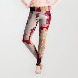 Bold Botanical II Leggings