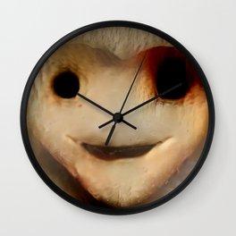 Cooke Hi There Wall Clock