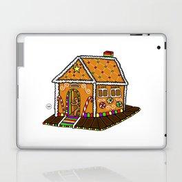 Gingerbread House Laptop & iPad Skin