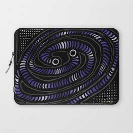 Gravitational Waves Laptop Sleeve