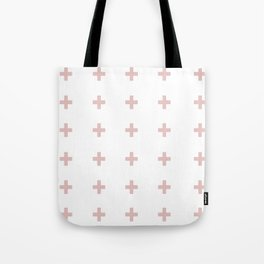 +++ (Pink) Tote Bag