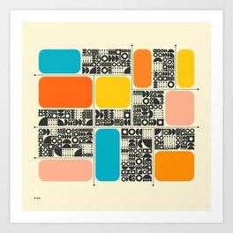 SYSTEMS (22) Art Print