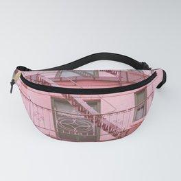 Pink Soho NYC Fanny Pack