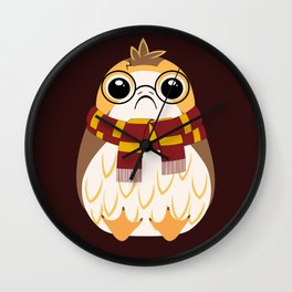 Harry Porgger, Porg Wall Clock