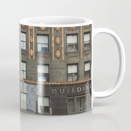Chicago with a touch of Gold Coffee Mug
