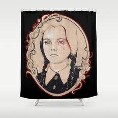 wednesday Shower Curtain