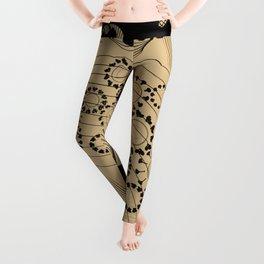 Mushrooms Leggings