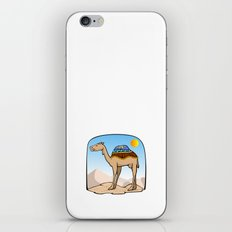 Exalted Camel iPhone & iPod Skin