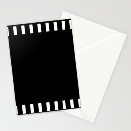 CUSHION OR PILLOW - FILM Stationery Cards