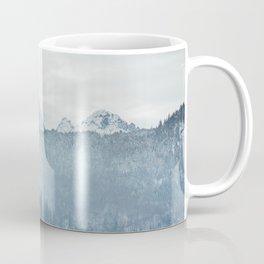 Lake and mountains - Bavarian Alps Coffee Mug