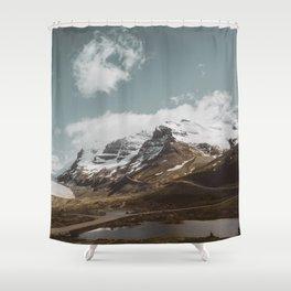Wanderlust Heaven Shower Curtain