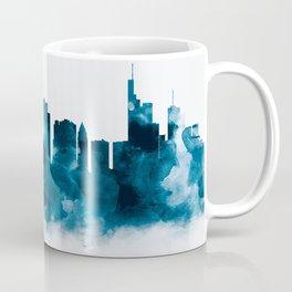 Frankfurt Skyline Coffee Mug
