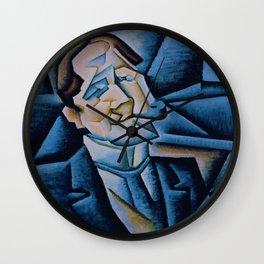 Juan Gris - Digital Remastered Edition - Juan Legua - Original Blue Wall Clock