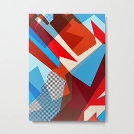 Bifröst 102 Metal Print