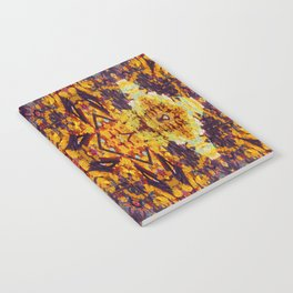 Patterned Paintography  Notebook