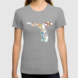 Florida Mermaid T-shirt