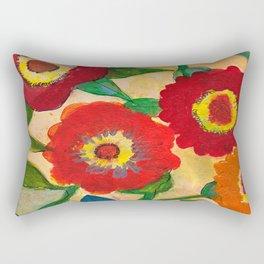 park flower1 Rectangular Pillow
