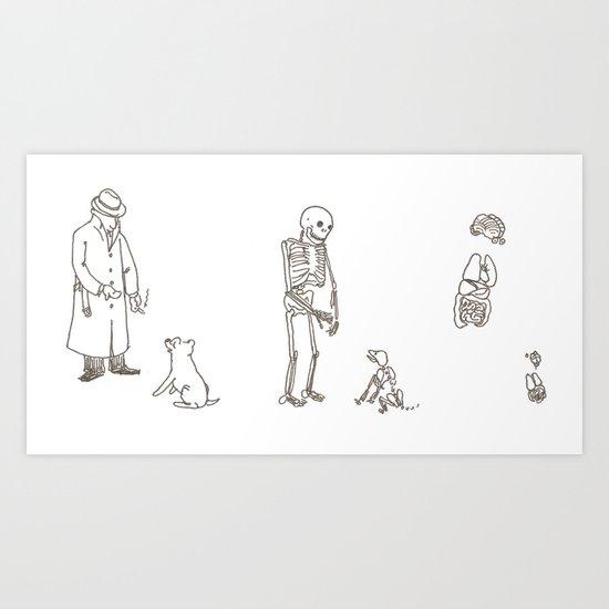 Inside Series Art Print